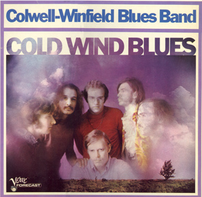 Colwell Winfield Blues Band 1968