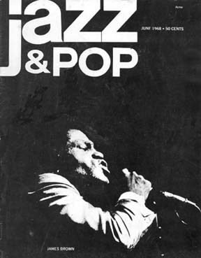 Jazz and Pop magazine 1968 Boston Sound